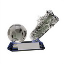 crystal sports trophies gifts