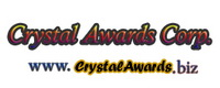 crystal awards corporation, full line of crystal awards and glass awards