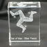 3d laser engraved crystal, 3d etched crystal, 2d engraved crystal