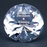 diamond crystal awards, crystal diamond paper weight